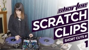 Freestyle Scratch Session: Short Cuts #1 by DJ Shortee